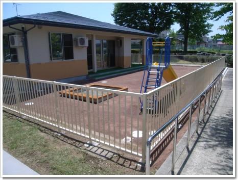 北村山公立病院保育所環境整備工事2