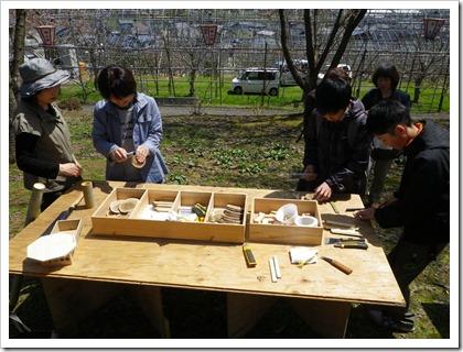 木工教室 (7)